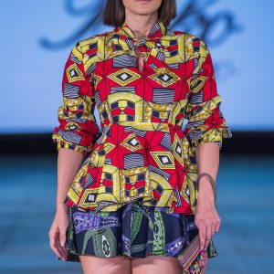 BRAND FEATURE: KENYAN DESIGNER BIKO SHOWCASES AT THE IFW AMSTERDAM , 2018 FASHION