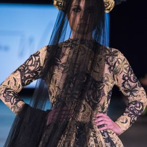LA PARADE DE L'INTERNATIONAL FASHION WEEK AMSTERDAM
